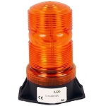 BAKER 0009741800  Amber Strobe Beacon Light