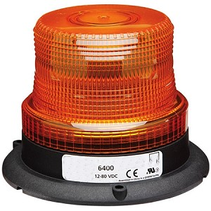 CATERPILLAR 376435  Amber Strobe Beacon Light