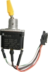 API TS2032  TOGGLE SWITCH ASSY. - on - none - on