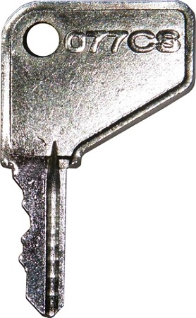 UPRIGHT 063670-010 KEY
