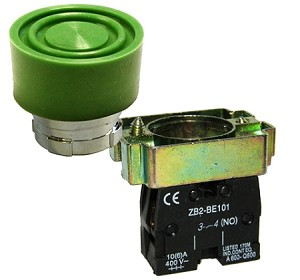 GROVE 7872000669  PUSHBUTTON W / CONTACT