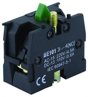 API PD215  CONTACT BLOCK