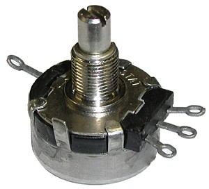 284-04370  Potentiometer - 5K center tap