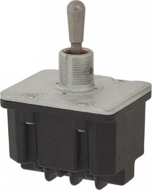 JLG 4360086  TOGGLE SWITCH - 4P